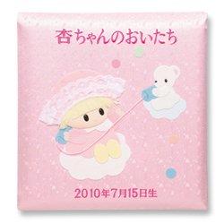 画像1: ベビー名入刺繍アルバム C050-336 トミーメモリアル